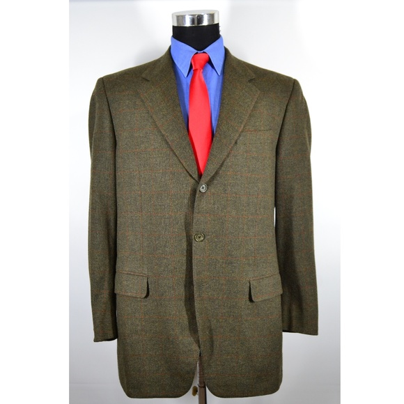 Basile Other - Basile US: 44L, EU: 54L Sport Coat Blazer Suit Jac